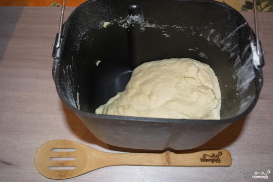 Творожный пирог с картошкой - фото шаг 3
