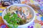 Салат к жареной рыбе
