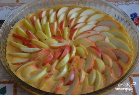 Морковно-яблочный пирог - фото шаг 7