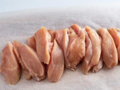 Рецепт Отбивные из индейки в кляре