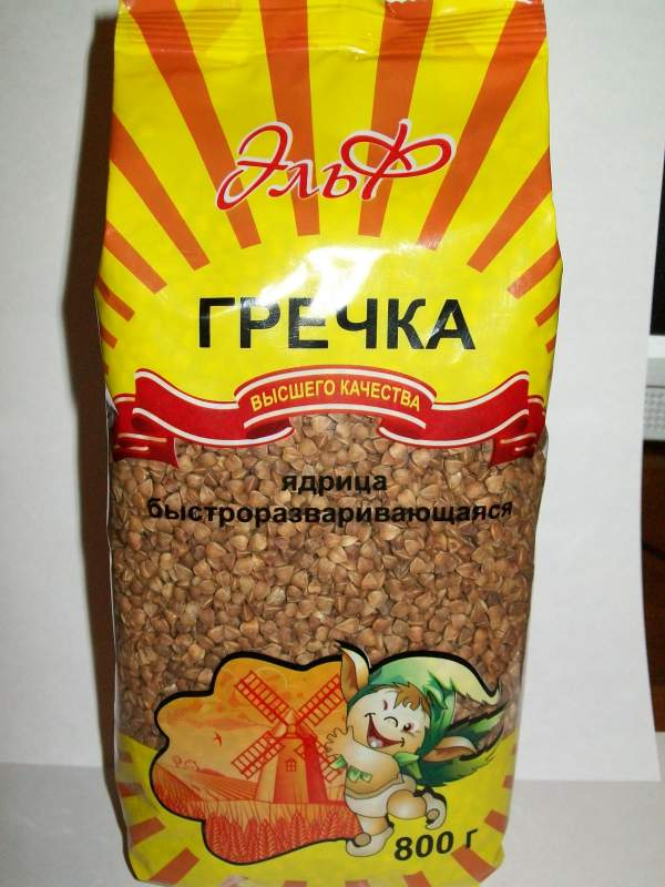 Рецепт Сочиво из гречки