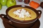 Крем-суп из топинамбура