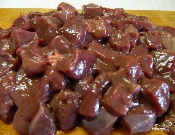 Паштет из говяжей печени с морковью и луком - фото шаг 3