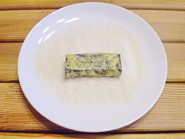 Вегетарианская жареная рыба - фото шаг 9