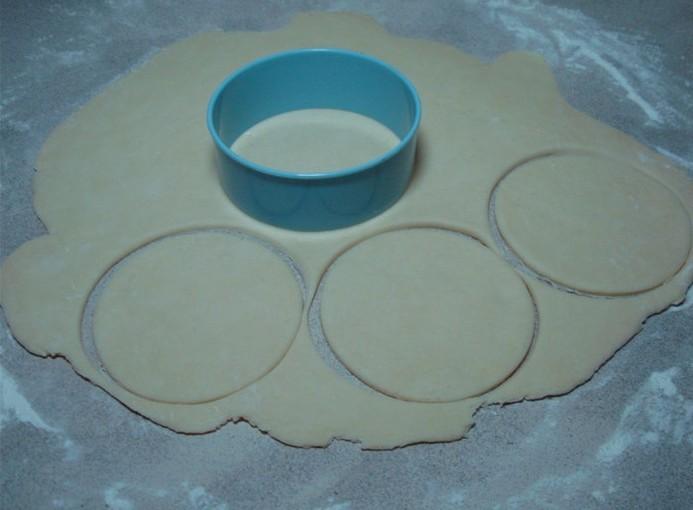 Пирожки с куриным фаршем - фото шаг 12