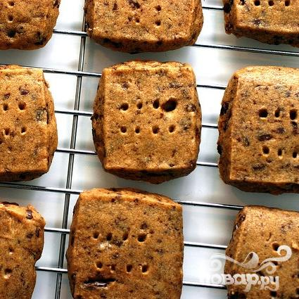 Печенье с эспрессо и шоколадом - фото шаг 5