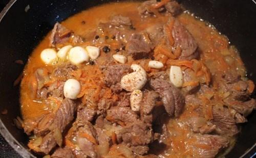 Рагу с бараниной и картошкой - фото шаг 2
