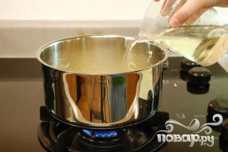 Сливочно-чесночный суп - фото шаг 2