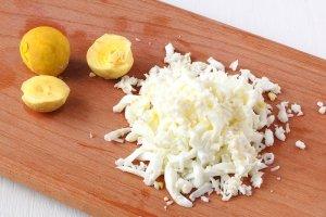 Салат с курицей и мандаринами - фото шаг 6