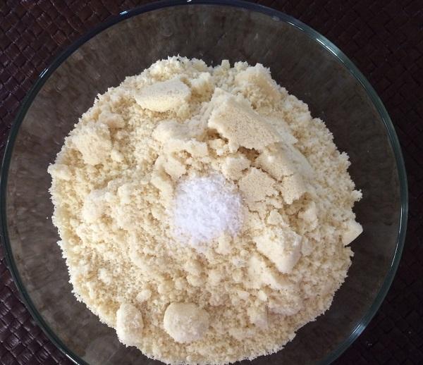 Пирог с зеленью и сыром - фото шаг 1