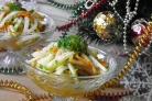 Салат Новогодний с кальмарами