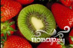 Простой фруктовый салат - фото шаг 1