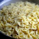 Рецепт Паста со сливочно-луковым соусом