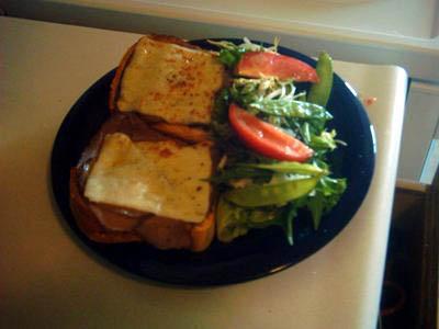 Бутерброды Ростбиф Азиаго - фото шаг 8