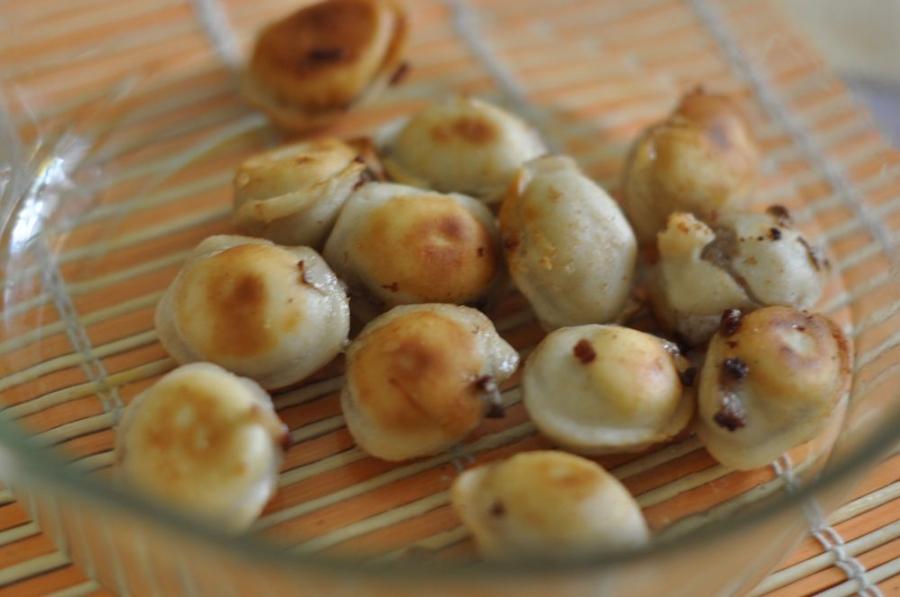 Рецепт Пельмени с сыром