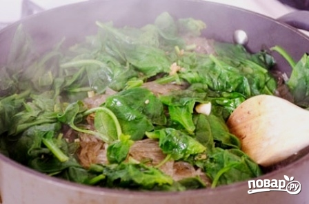 Корейская лапша с мясом - фото шаг 8