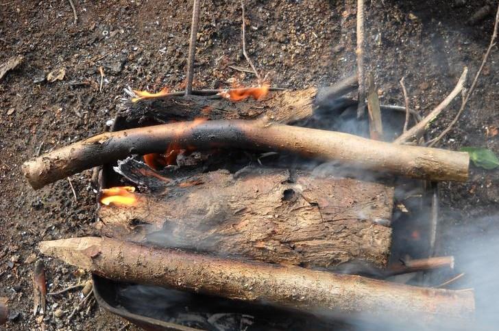 Пангасиус на гриле - фото шаг 2