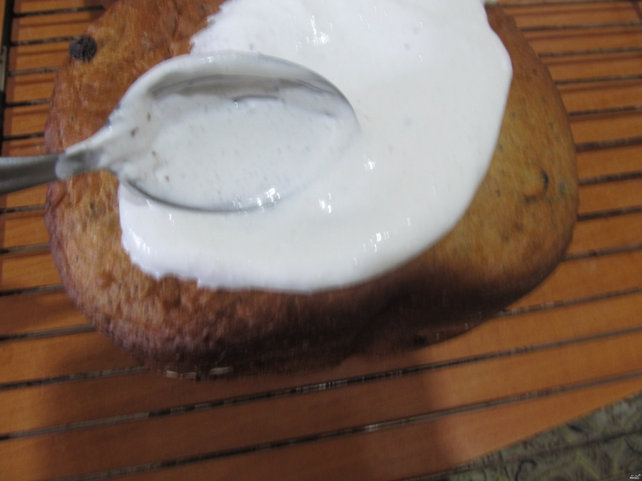 Кулич в хлебопечке - фото шаг 6