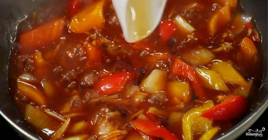 Баклажаны в кисло-сладком соусе по-китайски - фото шаг 2