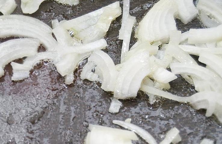 Суп из копченой рыбы с горохом - фото шаг 3