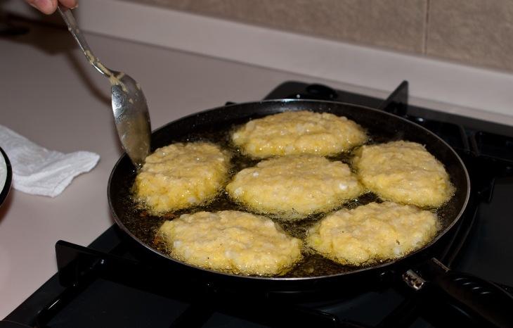 как делать котлеты из картошки рецепт