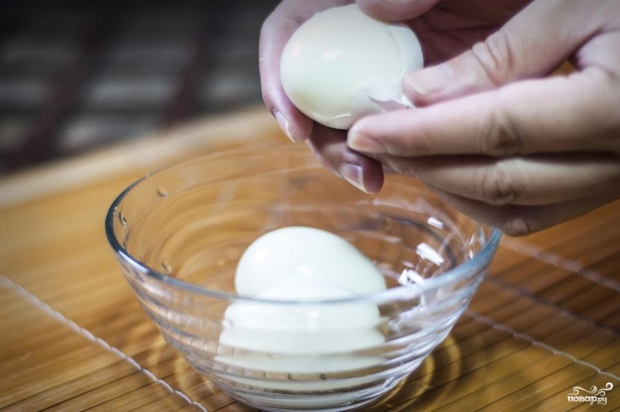 Яйца в соевом соусе - фото шаг 2