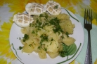 Яйца, фаршированные паштетом