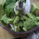 Рецепт Вегетарианский соус из авокадо