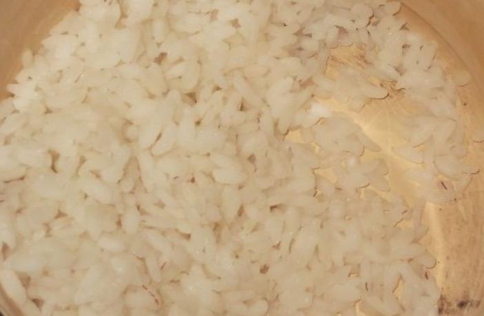 Рецепт Печень трески с рисом