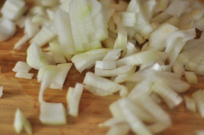 Рецепт Яблочно-луковые тарталетки