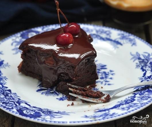 """Торт """"Царица Савская"""""""