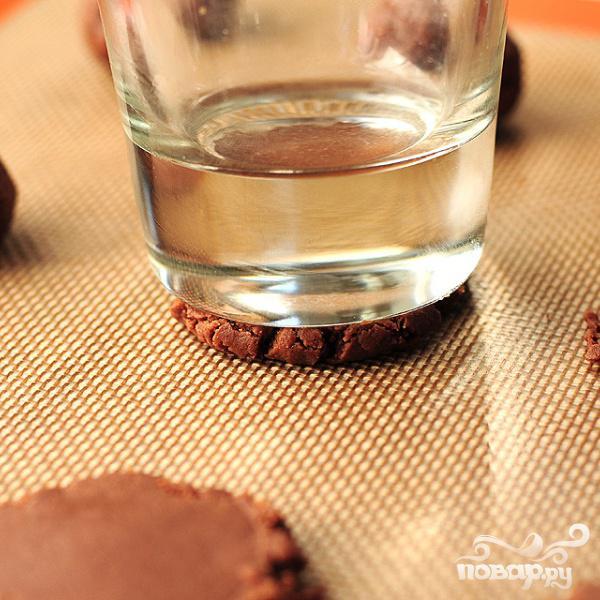 Печенье из крема Nutella - фото шаг 6