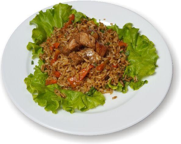 Рецепт Плов из свинины