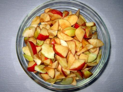 Варенье из яблок дольками - фото шаг 2