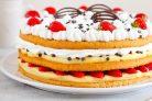 Начинка для бисквитного торта