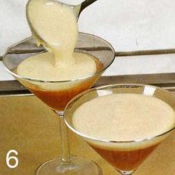 Персиковое пюре с заварным кремом - фото шаг 6
