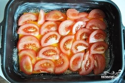 Рецепт Помидоры в тыкве