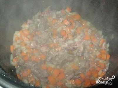 Картофель с печенью в мультиварке - фото шаг 6