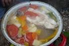Рыбный суп из леща