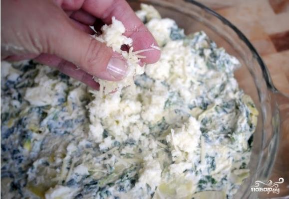 Артишоки с сыром - фото шаг 5