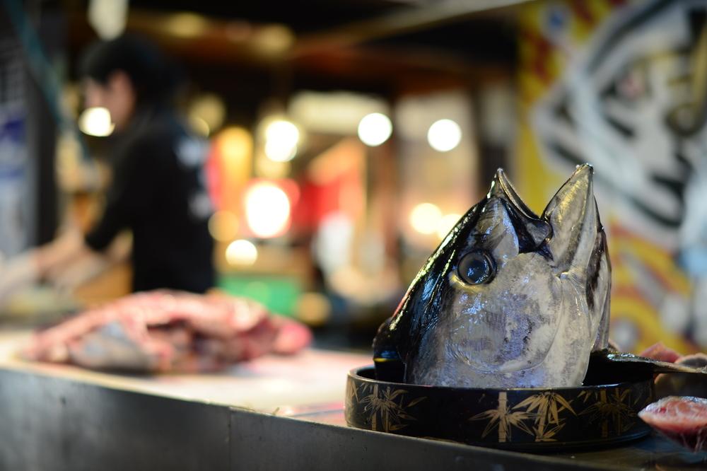 глазные яблоки тунца (японский деликатес)