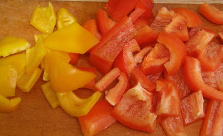 Рецепт Лечо с луком на зиму