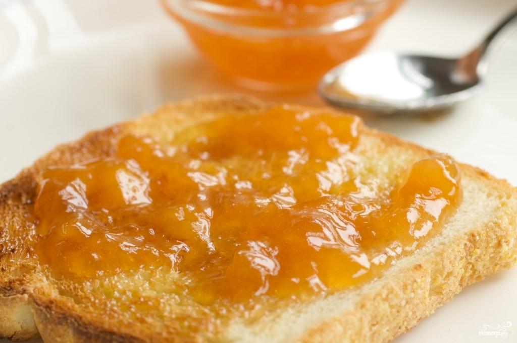 Рецепт Повидло из персиков