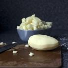 Рецепт Картофельный суп с чесноком