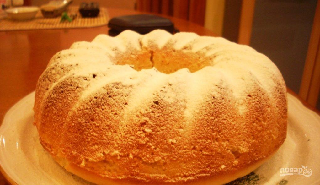 Быстрый кекс в духовке