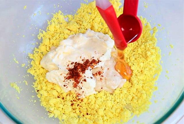 Яйца с пряностями II - фото шаг 3