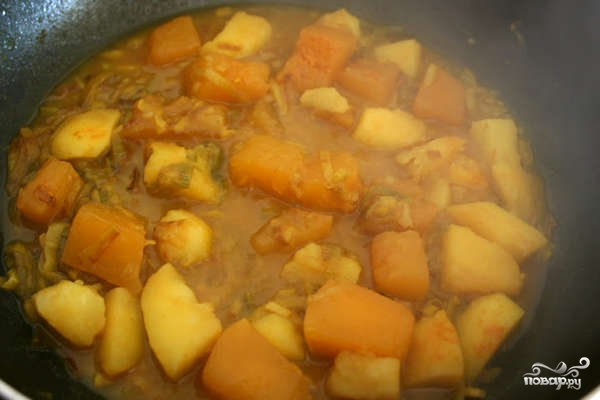 Итальянский крем-суп - фото шаг 6