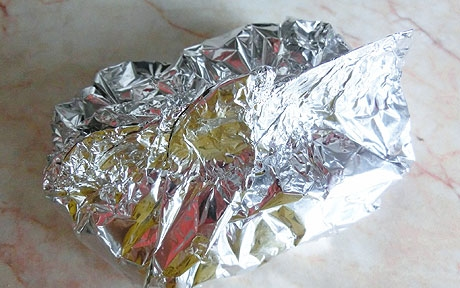 Пикша в духовке в фольге - фото шаг 6