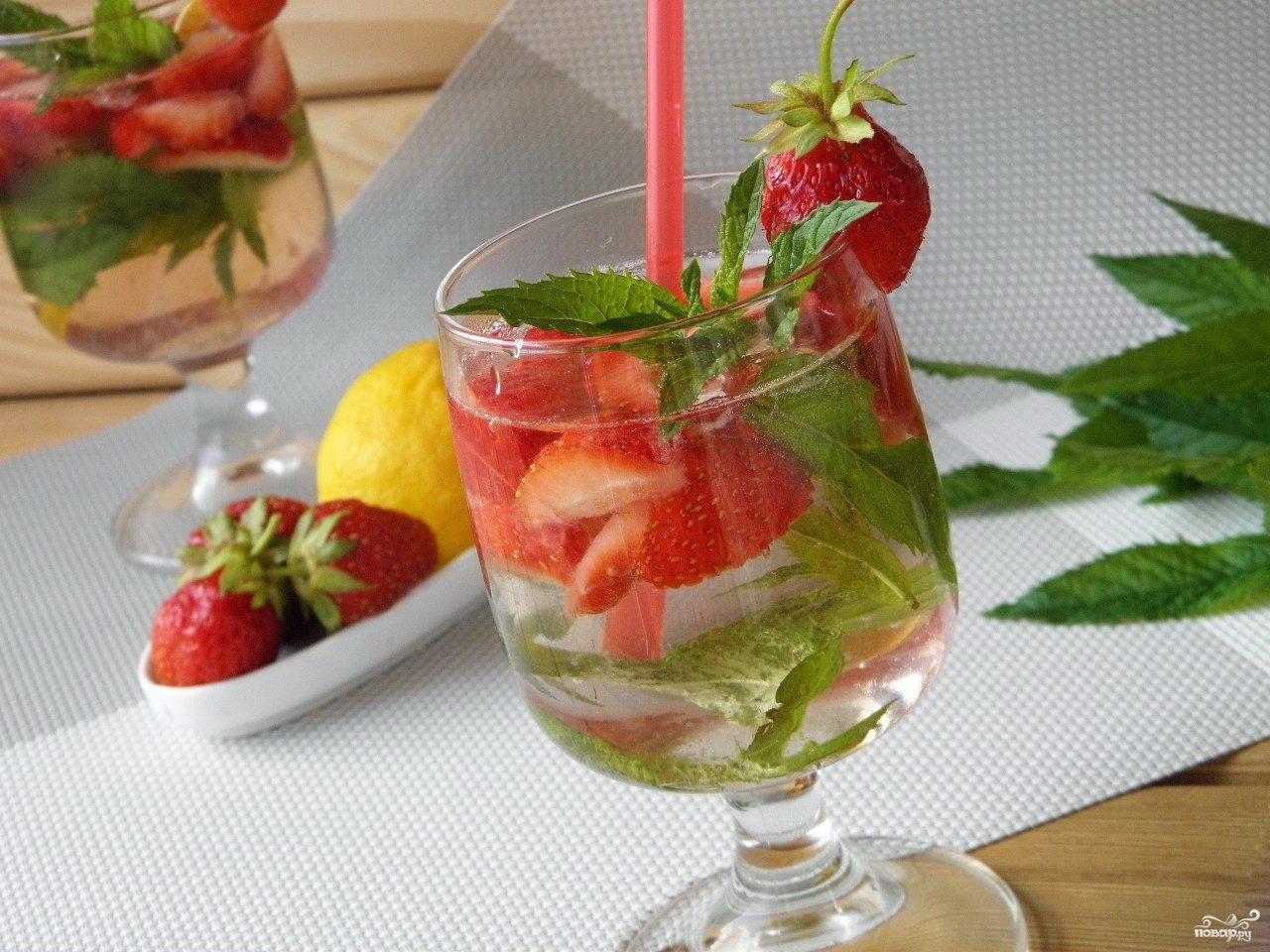 Рецепт приготовления мохито безалкогольный