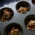 Рецепт Булочки с корицей, орехами и изюмом